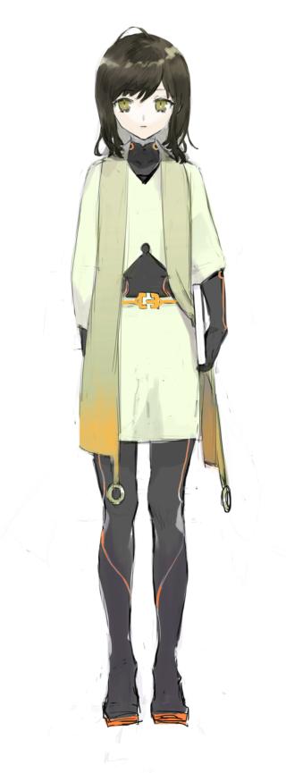 能代アリア(2057年の世界に神様はいない)